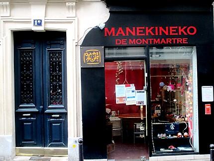 Manekineko de Montmartre