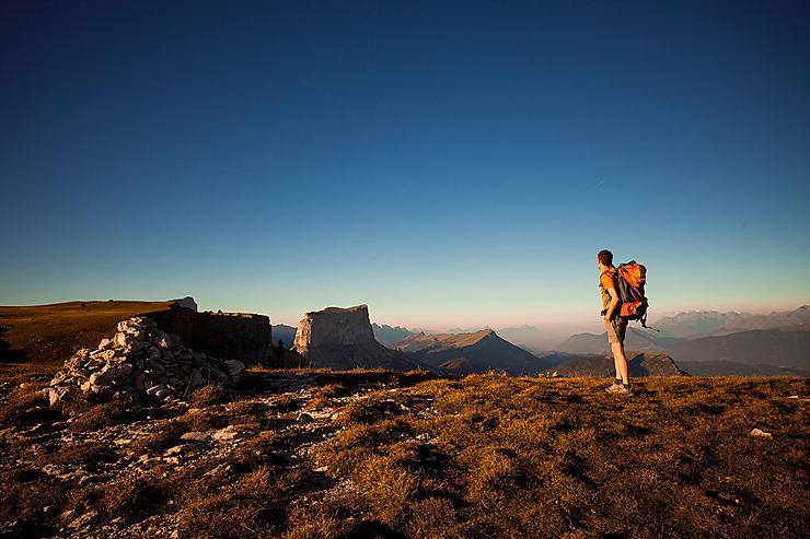 Alpes - L'Isère, terre de randonnées