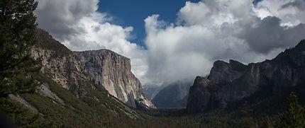 El Capitan  - Yosemite  - Californie