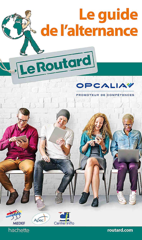 Nouveauté - Le Routard publie un guide de l'alternance
