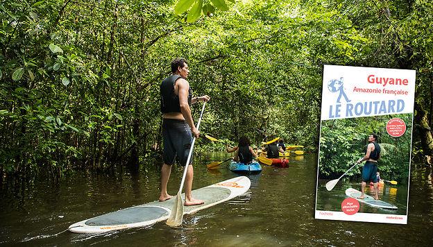 Partez en Guyane avec le Routard ! © Atout-France – Wladimir Kinnoo – Puzzle Media