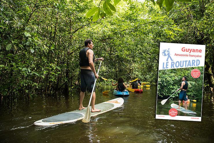 Nouveauté - Le Routard publie un guide Guyane, Amazonie française