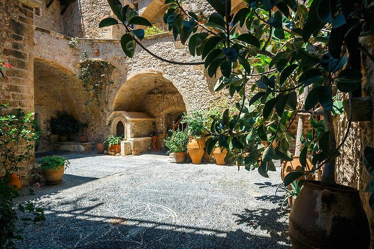 Monastère de Toplou