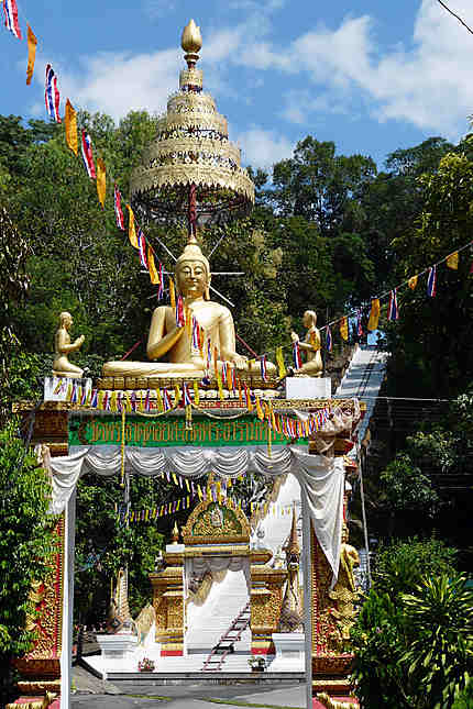Wat Phra That Doï Saket
