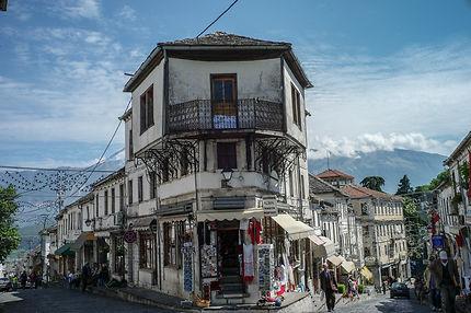 Albanie  -  Gjirokastra
