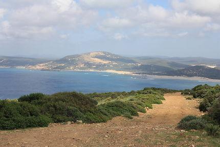 Cap Serrat en Tunisie