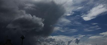Un ciel perturbé