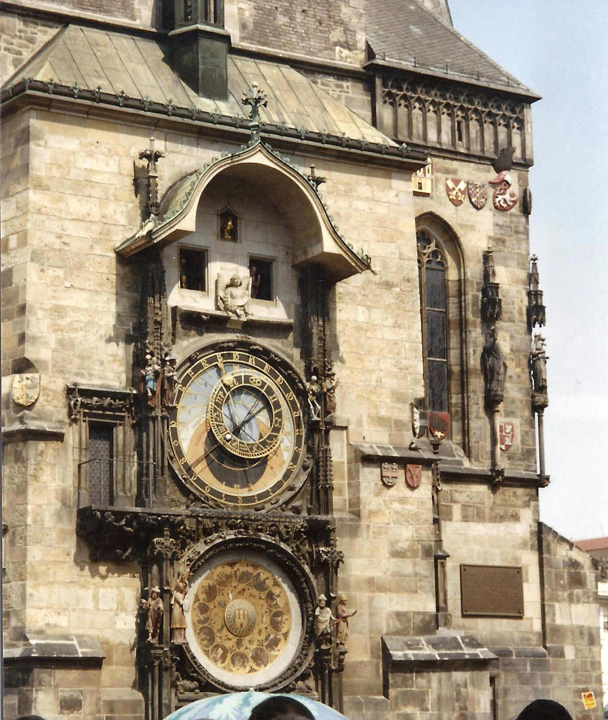 Horloge astronomique - Prague