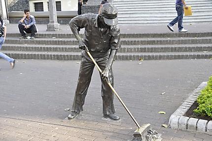 Statue de san josé