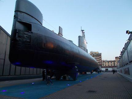 Musée des sciences/technologies L.deVinci - Milan
