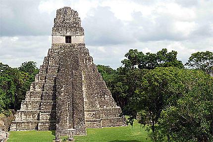 Temple du grand Jaguar