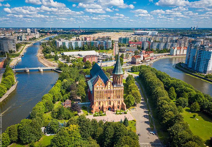Russie - Visa électronique gratuit pour Kaliningrad