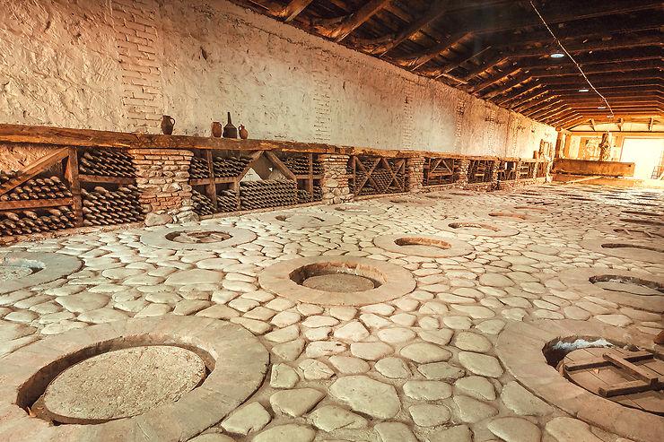 Caves, domaines et routes des vins