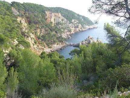 Les calanques de Saint-Cyr-sur-Mer