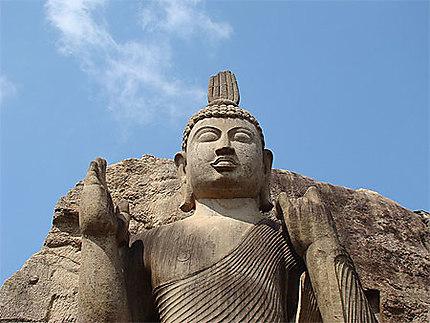 Bouddha d'Aukana