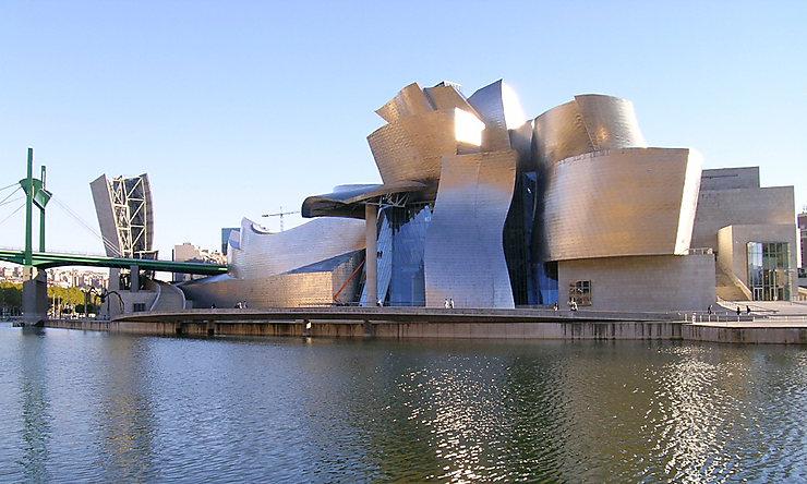 Bilbao moderne