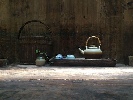 En attente de la pause thé