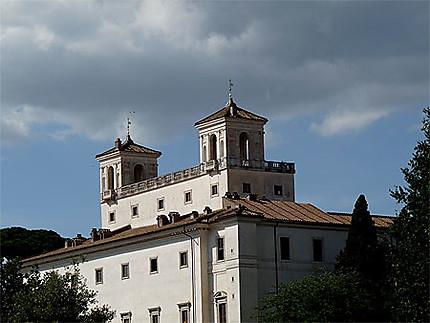 Les 2 tours de la Villa Medicis