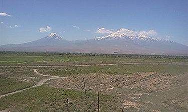 Mont Ararat (région d'Erevan)