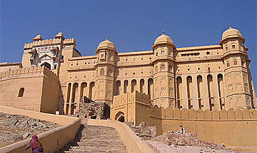 Amber Palace (Fort d'Amber)