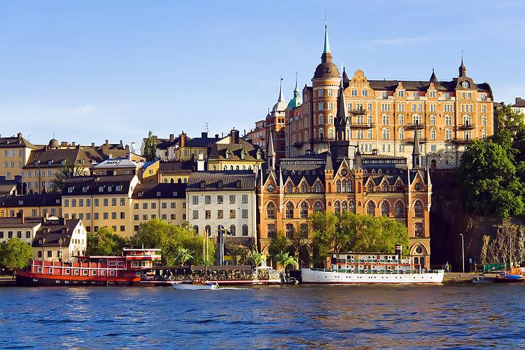 Södermalm : Stockholm hype