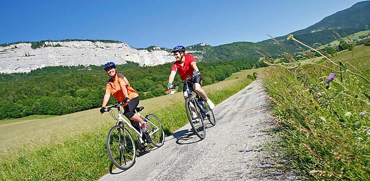 Alpes - Découvrir l'Isère à vélo