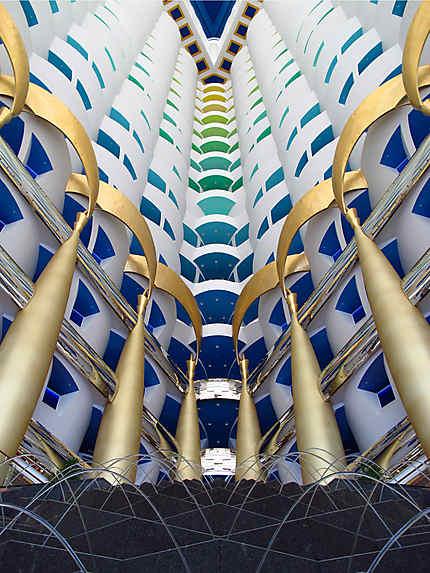 Hall Burj Al Arab