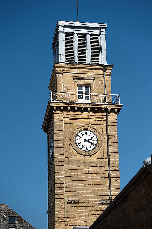 Ardennes - Charleville : la place Ducale vue du ciel