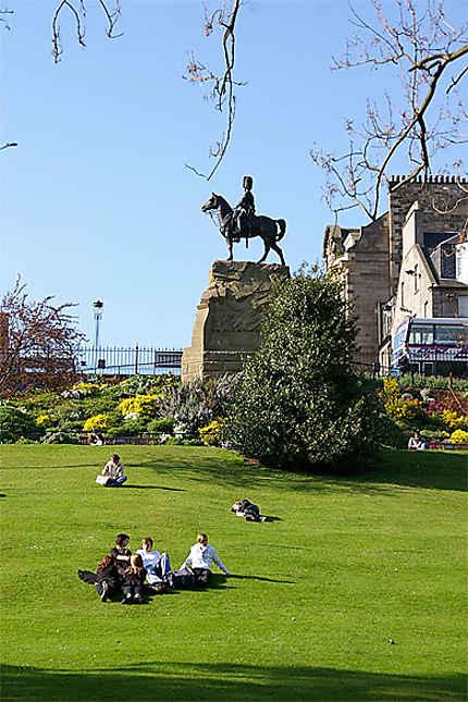 Farniente à Edinburgh