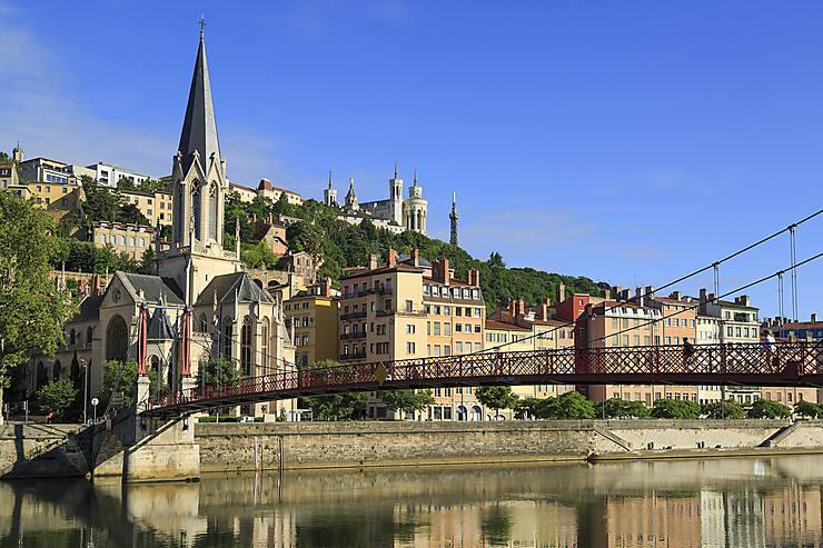 Balades dans Lyon