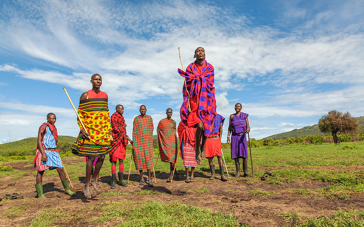 Masaï-Mara - Kenya