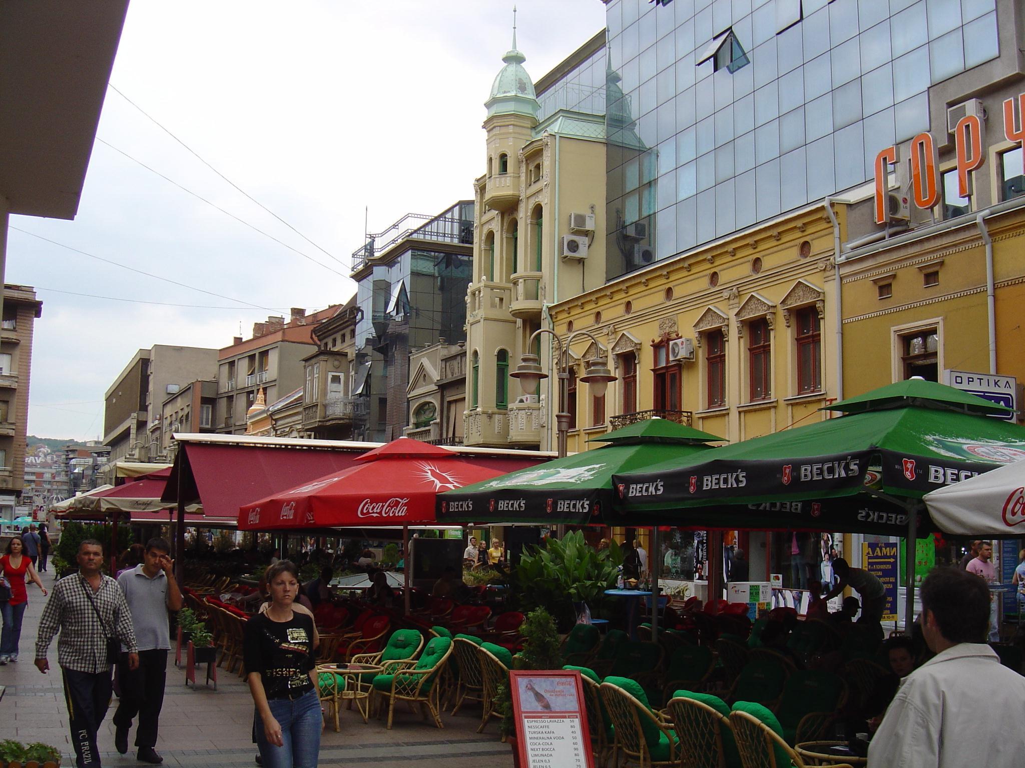 Niš - Serbie
