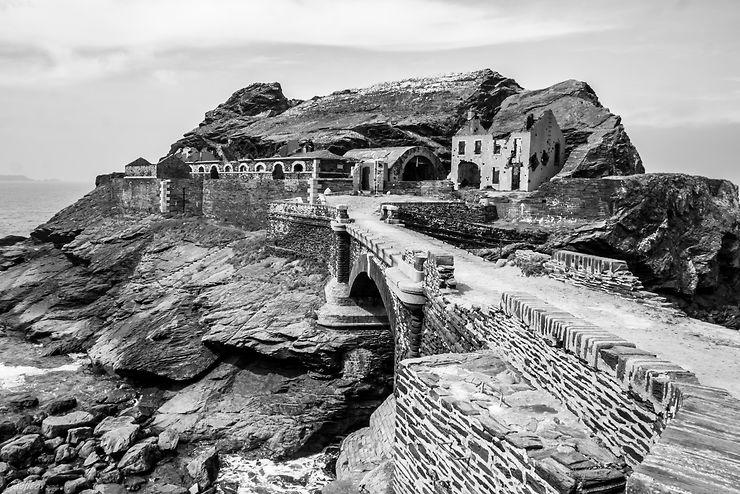 Îlot des Capucins, Presqu'île de Crozon, Bretagne