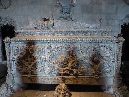 Tombe de Vasco de Gama, Mosteiro dos Jerónimos