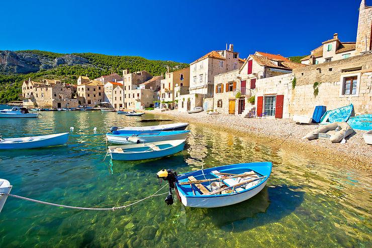 Cinéma - L'île grecque de Mamma Mia 2 se trouve… en Croatie