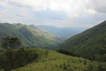 Sur la route du Swaziland