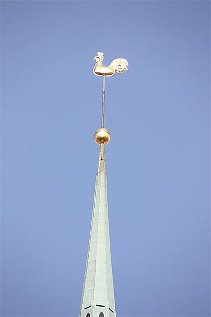 Clocher de l'Eglise Saint Pierre