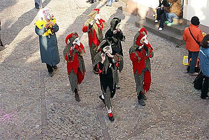 Carnaval bâlois