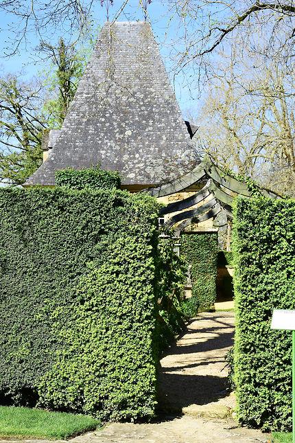 Balade dans les jardins d'Eyrignac