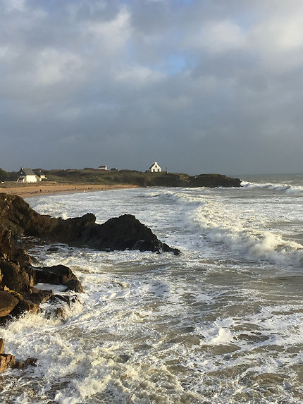 La tempête Fabien a réveillé la mer