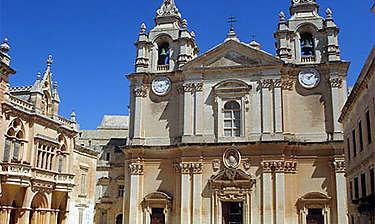 Mdina (île de Malte)
