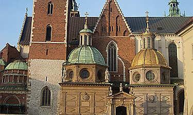 Katedra na Wawelu (Cathédrale)