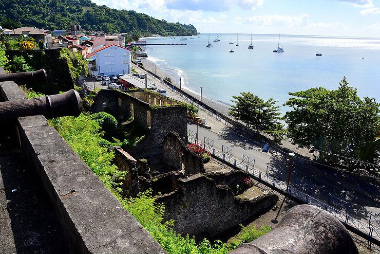 Saint-Pierre, la cité déchue de Martinique