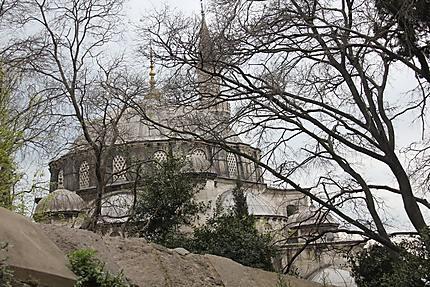 Mosquée Sokullu Mehmet Pasa