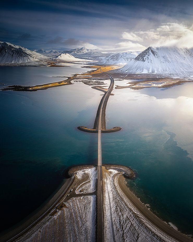 Ring road 1, Islande