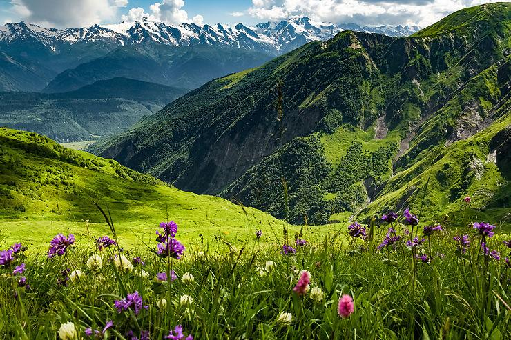 Le meilleur de la Géorgie : l'Est du Grand Caucase - Kazbegi, Touchétie et Khevsourétie