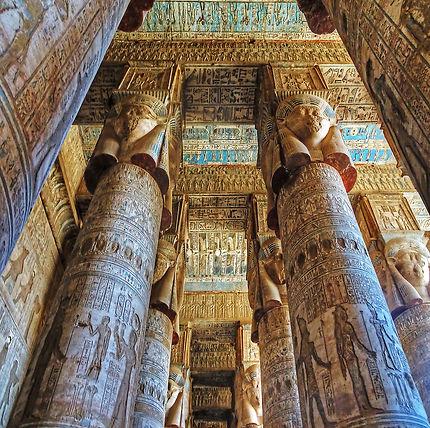 Temple de Denderah (d'Hathor)