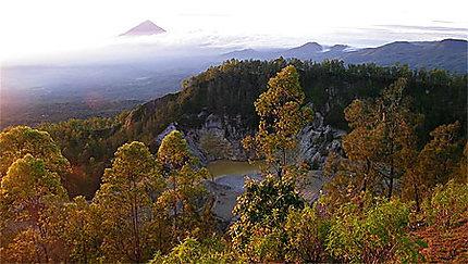 Volcan près de Bajawa