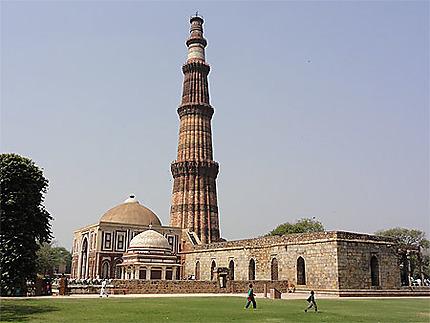Mosquée Qtab Minar