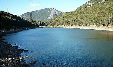 Estany (Lac) d'Engolasters